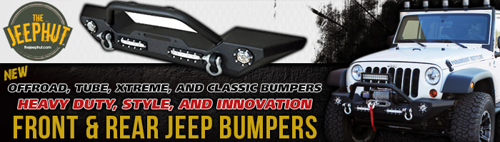 New Heavy Duty and Stylish Bumpers