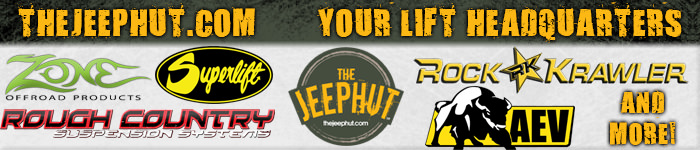 JeepHut: Your Lift Headquarters
