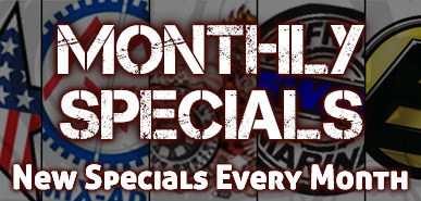 Monthly Specials At JeepHut