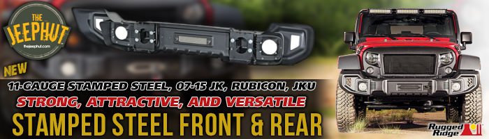 New Strong, Attractive, and Versatile Bumpers