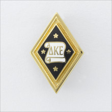 ΔKE Official Badge