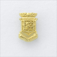 ΔKE Crest Button