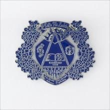 ΔΦΛ Crest Pin