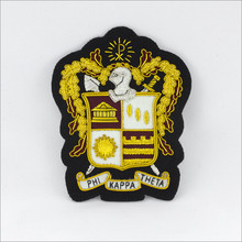 ΦΚΘ Coat of Arms Blazer Patch