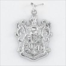 ΘΔΧ Fob Size Crest Charm