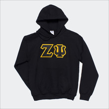ΖΨ Hooded Sweatshirt