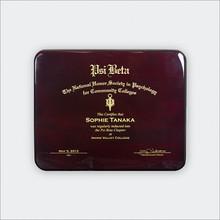 ΨΒ Certificate Plaque