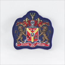 ΣΦΔ Coat of Arms Blazer Patch