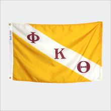 ΦΚΘ 2' x 3' Flag