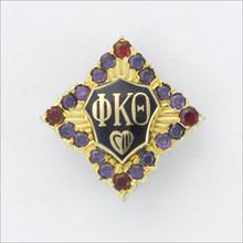 ΦΚΘ President's Badge