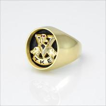 TKE Badge Official Ring