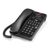 Vtech CL-A1110 Classic ANalog Corded Hotel Phone Matte Black Only
