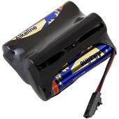 Saflok S20040 Door Lock Battery EBDL 7 DRY5540 884960