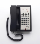 Telematrix 3300MWD Single Line Speakerphone 10 Button Black 333391