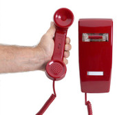 Hot Line Auto Dial Wall Telephone