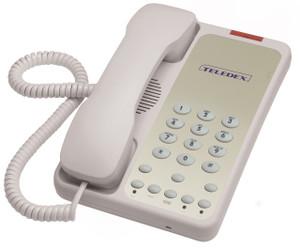 Teledex OPAL 1003S Basic Guest Room Speakerphone OPL76749