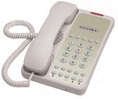 Teledex OPAL 1010S Basic Guest Room Speakerphone OPL76339