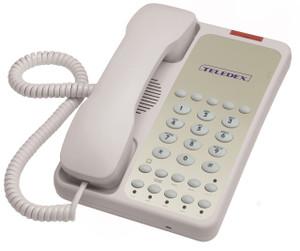 Teledex OPAL 2006S Two Line Guest Room Speakerphone OPL78149