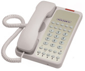 Teledex OPAL 2011S Two Line Guest Room Speakerphone OPL78359
