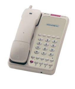 Teledex OPAL DECT 6.0 DCT2905 Guest Room Two Line Cordless Telephone