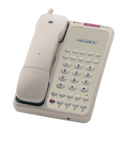 Teledex OPAL DECT 6.0 DCT2910 Guest Room Two Line Cordless Telephone