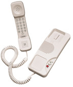 Teledex OPAL Two Line Trimline Guest Room Telephone OPL69059
