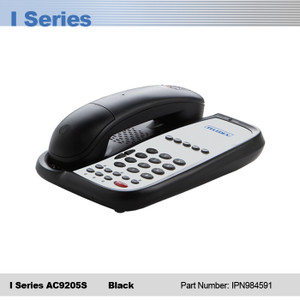 Teledex IPHONE AC9205S Cordless Guest Room Telephone IPN984591
