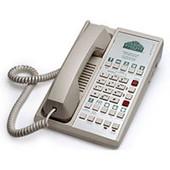 Teledex Diamond L2S Two Line Guestroom Speakerphone Ash