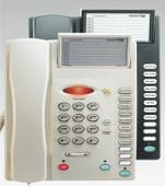 Telematrix SP400 Single Line Business Phone Black 194001