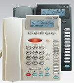 Telematrix SP750 Single Line Business Phone Black 297501