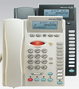 Telematrix SP750 Single Line Business Phone Ash 29750