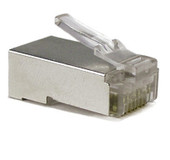 Category 5e Modular Plug RJ45 8P8C Shielded
