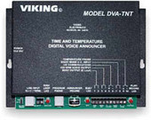 DVA-TNT Digital Time and Temperature Announcer with Temperature Sensor