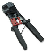 Modular Plug Crimp Tool RJ-11, RJ-12 and RJ-45 Crimp Cutter Tool