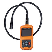 Borescope Portable Camera High Resolution Screen Bright LED 3.28' Gooseneck
