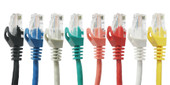 Category 5E Patch Cables 1'