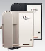 Scitec Aegis-LB-09 Single Line Hotel Lobby Phone Black 90102