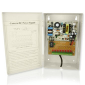 8 Channel 4 Amp 12VDC CCTV Power Distribution Box