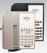 Scitec Aegis-5-09 Single Line Hotel Phone 5 Button Ash 90501