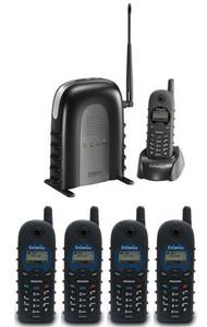 Single Line Long Range Industrial Cordless Phone System DuraFon 1X PIDW