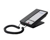 E100 - Lobby Teledex Single Line Micro Footprint E Series Guestroom Phone