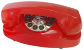 1959 Princess Phone RED