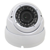 HD-CVI 2MP Varifocal Vandal Resistant IR Dome Camera