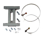Pole Mounting Bracket for Telephone Enclosure
