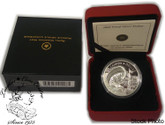 Canada: 2008 $1 400th Anniversary of Quebec City Proof Silver Dollar Coin