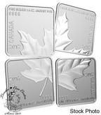 Canada: 2017 $3 Maple Leaf Quartet Silver Coins