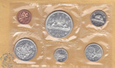 Canada: 1965 Proof Like / PL Coin Set