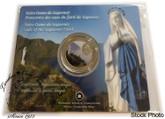 Canada: 2009 25 Cent Notre Dame du Sageuenay Coin
