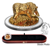 Canada: 2017 $100 Sculpture of Majestic Canadian Animals 10 oz Silver Coins *5 Coin Subscription*
