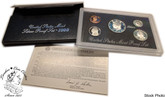 United States: 1993 Silver Proof Coin Set